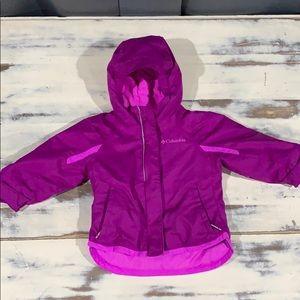 Columbia Omni heat jacket